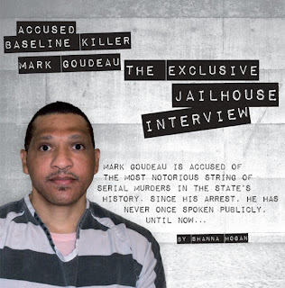 Baseline Killer Mark Goudeau