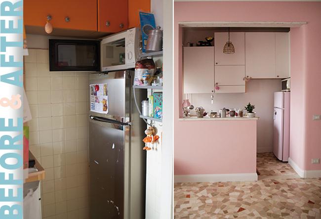 Muretti divisori cucina soggiorno ~ neburisky.net