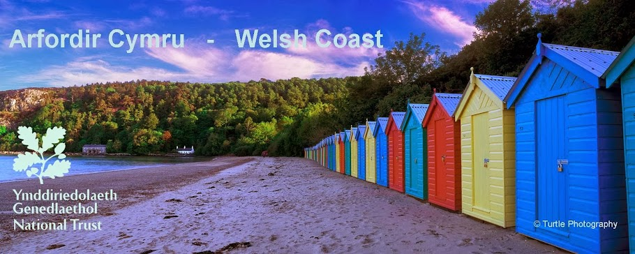 YG Arfordir Cymru  -  NT Welsh Coast