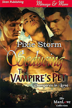 Seducing the Vampire's Pet