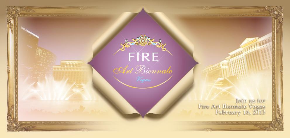FIRE Art Biennale Vegas