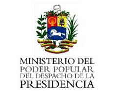 Ministerio del Poder Popular del Despacho de la Presidencia (MPPDP)