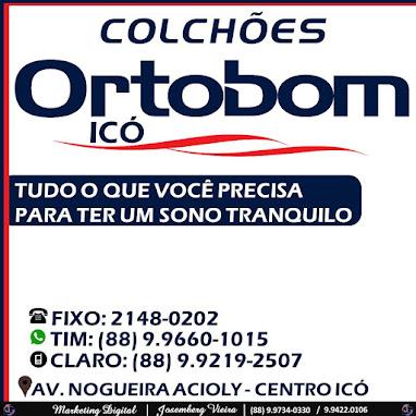 CONHEÇA A ORTOBOM - ICÓ