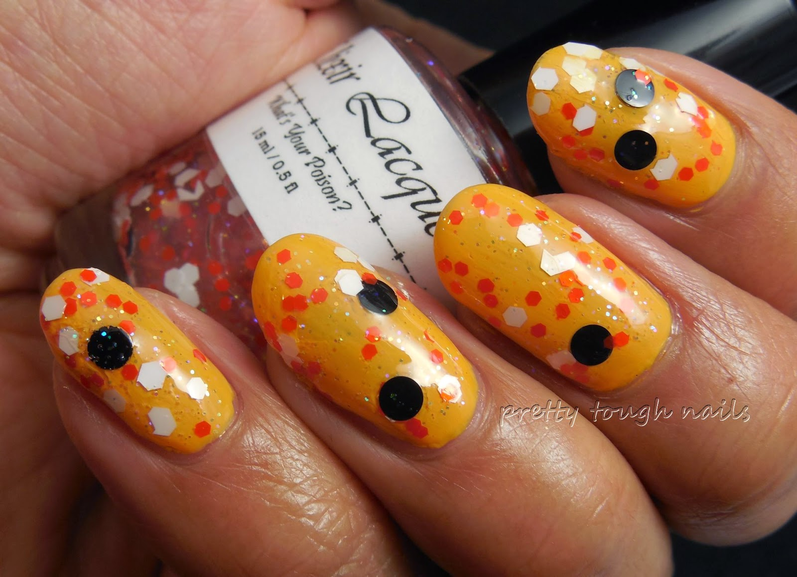 Elixir Lacquers Snowman Suite Over American Apparel Manila