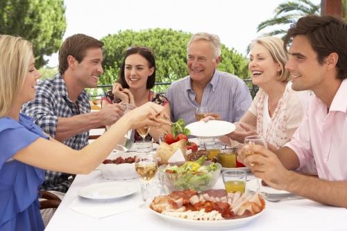 Maigrir avec la m thode montignac phase 1 menu ig bas for Idee repas diner entre amis