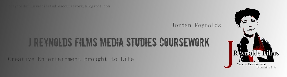J Reynolds Films Media Studies Coursework