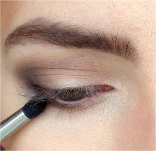 Makijaż powiększający oczy