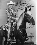 Rex Allen on Koko