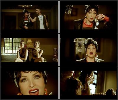 Лайма Вайкуле - Дикое Танго (2013) HD 1080p Music Video Free Download