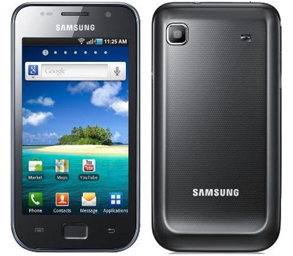 Samsung Galaxy SL full specs I9003