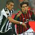 Kaká volta aos gramados, e Milan bate Udinese com golaço de esloveno