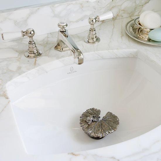 French Inspired Master Bathroom