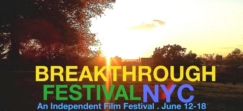 Breakthrough Festival NYC