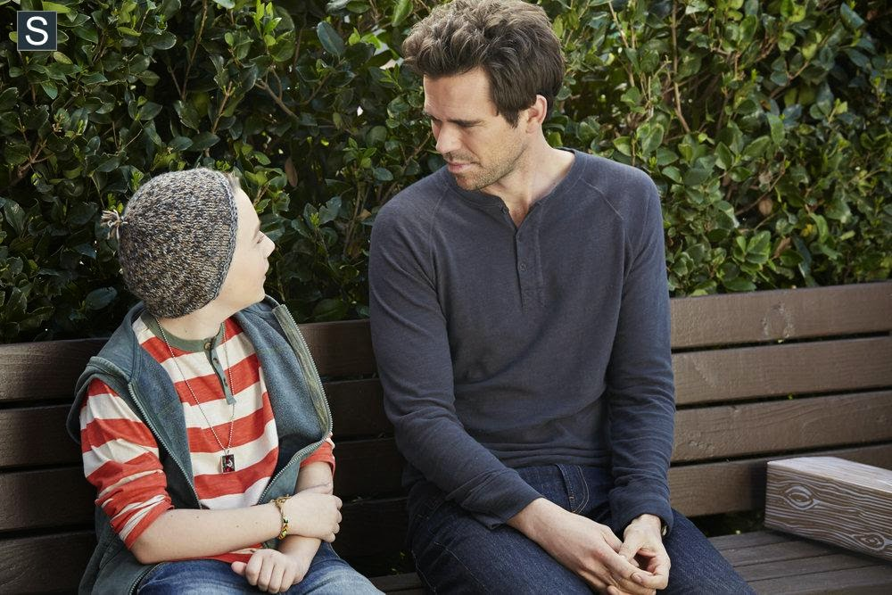 About a Boy - Episode 1.11 - About a Birthday Party - Review