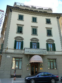 Hotel Continentale Arezzo - Edificio
