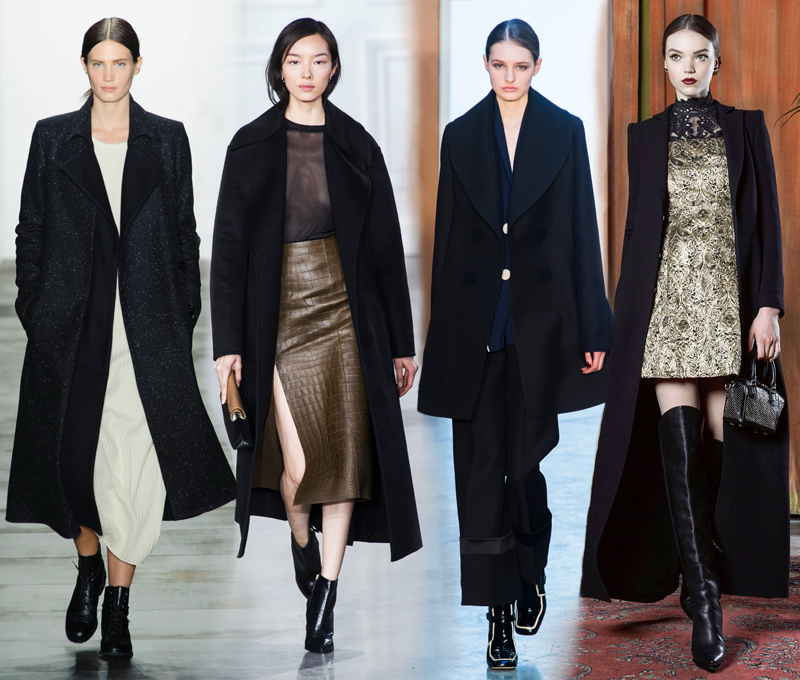 von vogue nyfw fall 2015 trends statement coat