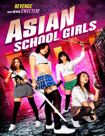 Poster Of Asian School Girls 2014 Dual Audio 300MB Web-DL 576p - UNRATED Free Download Watch Online Worldfree4u