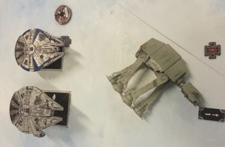 x wing repaints