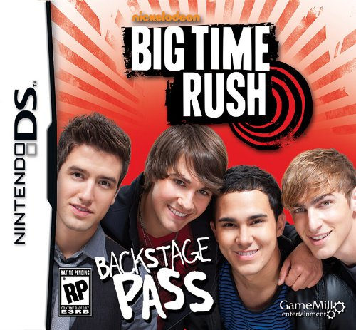 Big Time Rush Coloring Pages