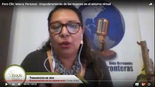 Marca Personal, Empoderamiento de la mujer en entornos virtuales