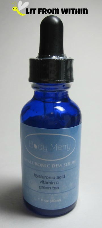 Body Merry Hyaluronic Dew Serum