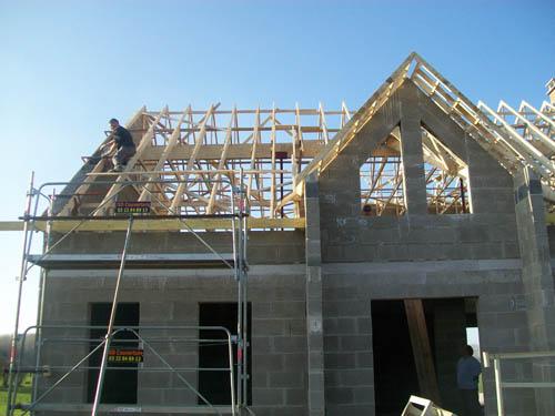 Mve batiment suivi de chantier d 39 une maison individuelle for Frais construction maison individuelle