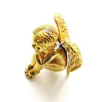 """Фигурка """"Ангел Хранитель"""" - бронзовые статуэтки"""