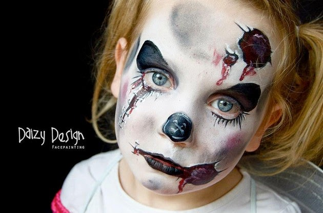 Artist Transforms Children's Faces Into Fantasy Creatures-3