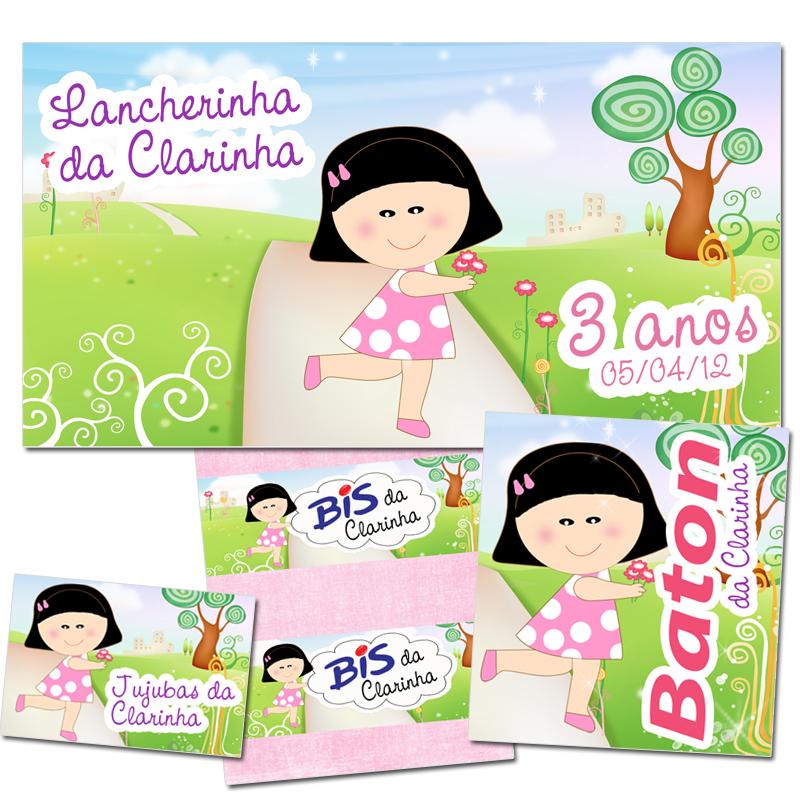 festa jardim da clarilu : festa jardim da clarilu:mamãe da Clarinha gostaria de uma personalização sem tema, usando