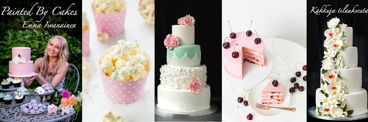 Painted By Cakes - Kakkuja tilauksesta