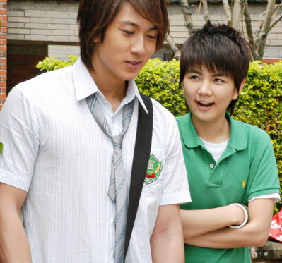 taiwan celebrities gossip wu chun amp ella chen of hanakimi