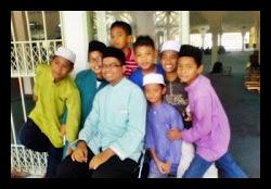 Kenangan Kem KAFA Kanchong Darat, 2011.