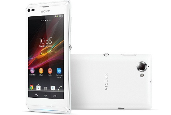 Sony Xperia L - Specifications and Price