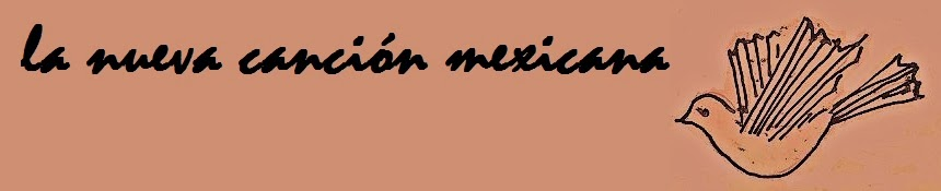la nueva canción mexicana