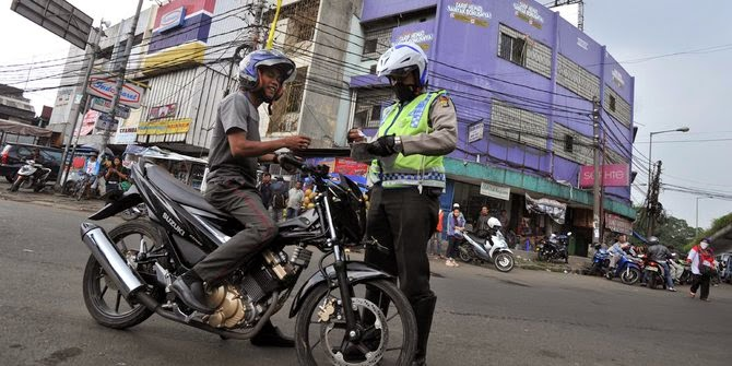 Gelar razia ilegal, 4 polisi di Temanggung diciduk Propam