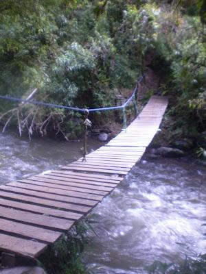 Fotos de la Chorrera del Rio Pita