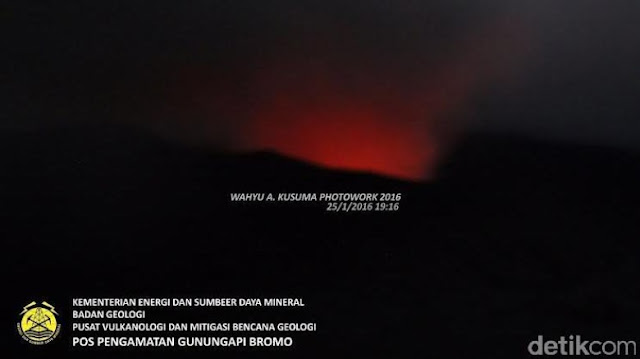 Eksotis Wisata Gunung Bromo