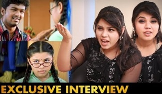 Actress Nancy Jennifer Interview | Ghilli