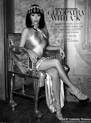 Kim Kardashian - modern sexy Kleopatra photo 5