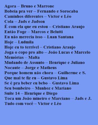 TOP MIDI - AS MÚSICAS MAIS TOCADA DO BRASIL TEM AQUI
