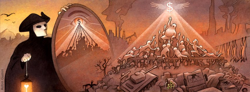 Mondialisation : Génocide contre l'Humanité 318262_439365659413179_2046781329_n