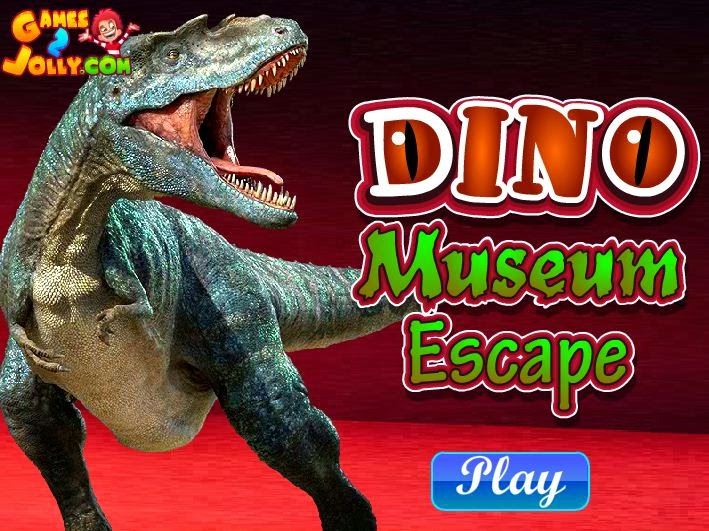 Dino Museum Escape Walkth…