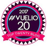 VUELIO TOP 10 BLOG 2017
