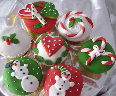 Christmas Desserts on Christmas Cupcakes 02 Jpg