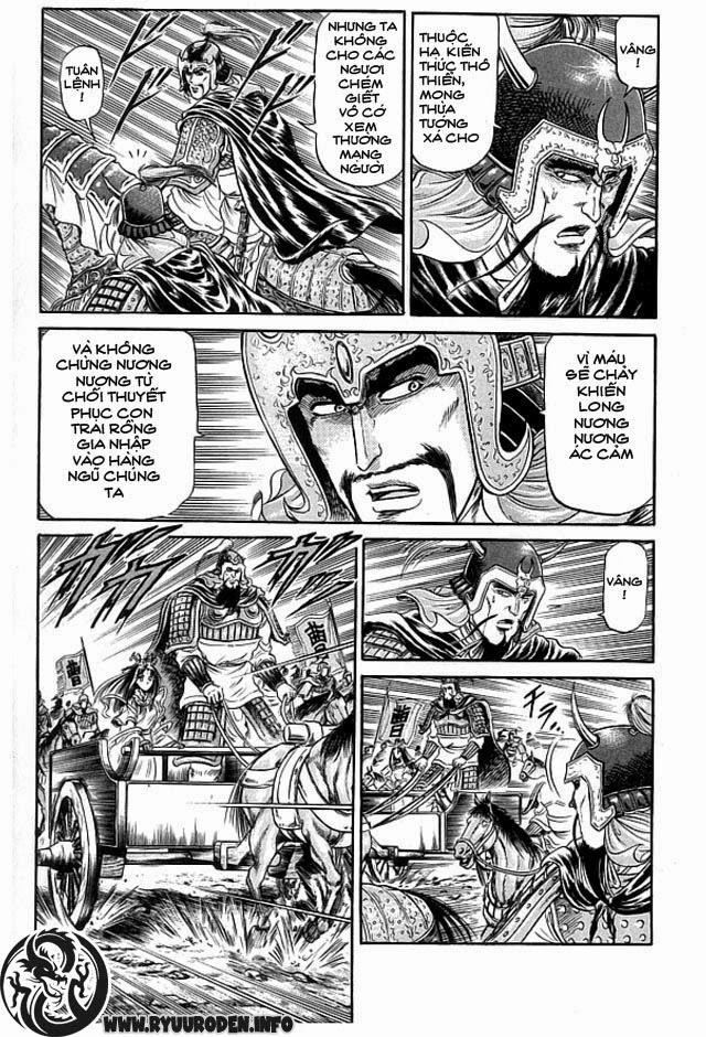 Chú Bé Rồng - Ryuuroden chap 18 - Trang 26
