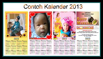 Free kalender 2013