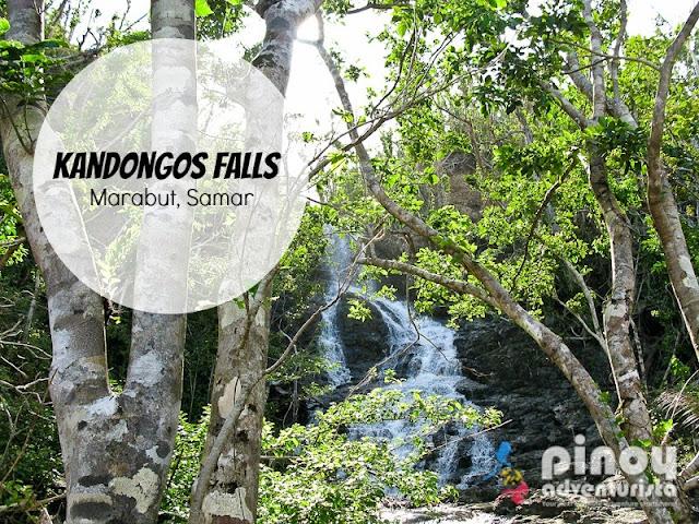 Waterfalls in Samar Kandongos Falls
