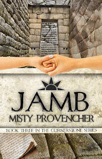 Cover Reveal: JAMB (the CSeres) and FULL OF GRACE by Misty Provencher