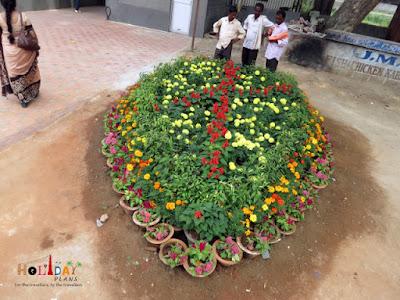 Brindavan Gardens Mysore entry fees