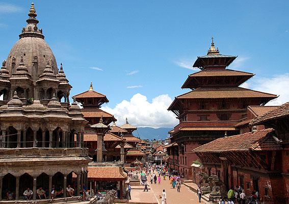 Turismo en Nepal
